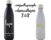 20 Personalized S'well Bottles