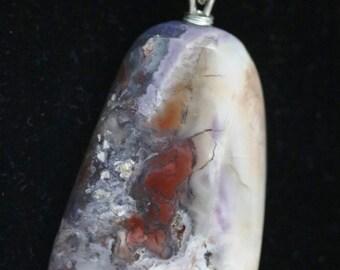 Tiffany Stone Pendant silver bail 84ct