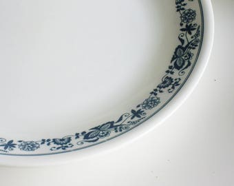 Vintage Old Town Blue, Corelle and Pyrex, Individual Pieces, Plates, Bowls, Cups and Saucers, Mugs, Separate, Replacements