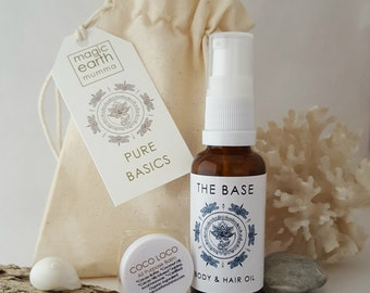 Pure Basics Body Care Gift Set - Eco-luxe with results! Essential Oil free and completely organic ingredients