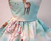 Wander Woods, Sleeveless Dress for your 18 Inch Doll C
