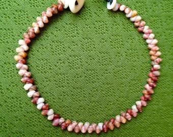 Hawaiian Bracelet - Shell Bracelet -  Shell Jewelry Nautical Eco Friendly Rare Seashell Bracelet Kauai Beach Island Seashell Bracelet Hawaii