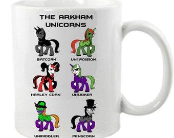 Arkham Unicorns Mug