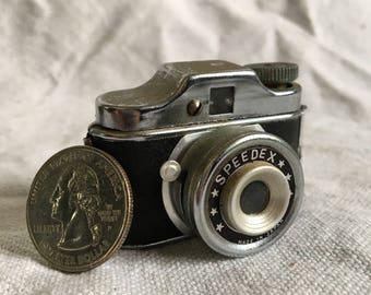 Speedex Subminiature Hit Spy Camera, Made in Japan