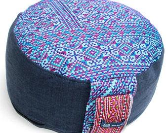 Cushion Meditation Yoga FloorCushion - Zafu Pillow Handmade and Unique from Germany