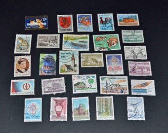 Finland 100 stamps some mint some old