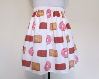 Biscuit Skirt - Custard Creams, Bourbons & Party Rings