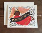 Card- Peace Angel