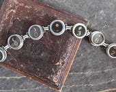 Typewriter Key Bracelet r...