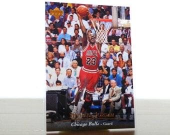 1995 Upper Deck Michael Jordan Basketball Card  23