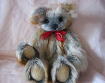 Triskit, a Bear by Spring Blossom Bears and Bunnies