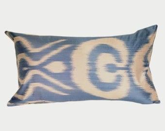 Ikat Pillow, Ikat Pillow Cover a524, Ikat throw pillows, Designer pillows, Decorative pillows, Accent pillows
