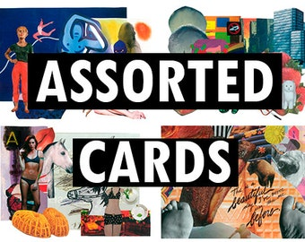 Assorted Cards - 4, 8, or 12 pack