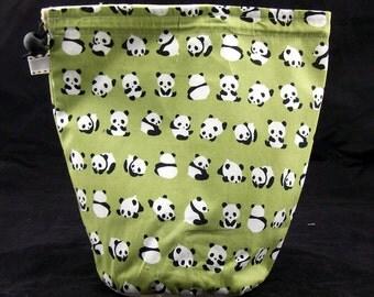 R/S Project bag 582 Pandas