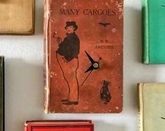 many cargoes book clock