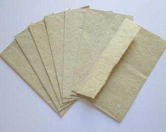 DESTASH >> Ivory envelopes, stationary, snail mail