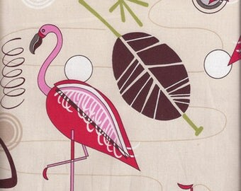 Vintage Camper Curtains, Retro Prints and Barkcloth, Made to order