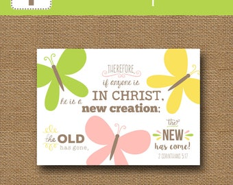 Easter treat bag toppers for kids christian easter religious easter greeting card christian easter scripture easter bible verse diy printable negle Image collections