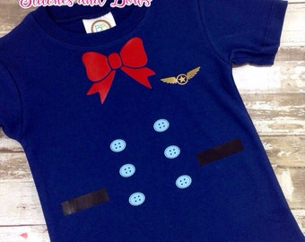 Stewardess Shirt