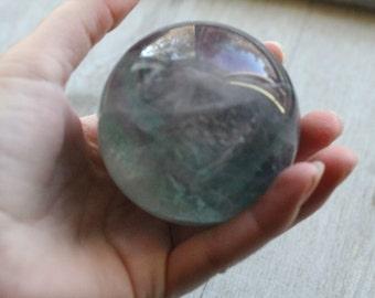 Fluorite Sphere 65 mm #80902