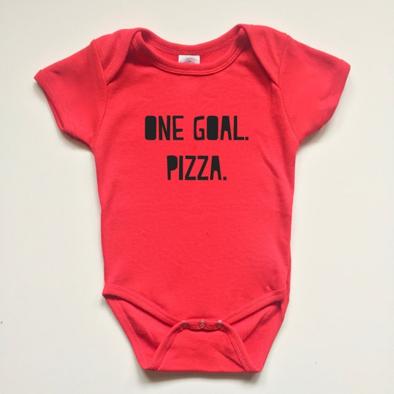 Chicago Blackhawks Baby esie Uni e Goal Pizza