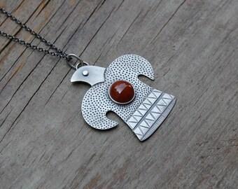 Phoenix 19 necklace