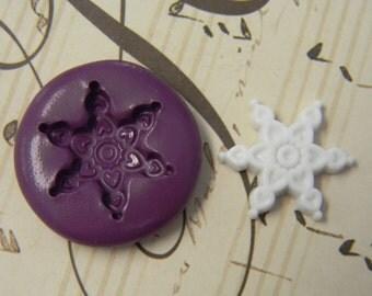 Flexible Mold -  Snowflake #2