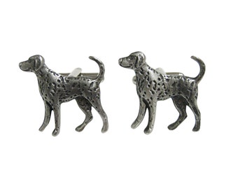 Dalmation Dog Cufflinks