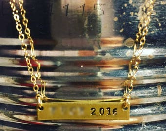 F*CK 2016 Necklace