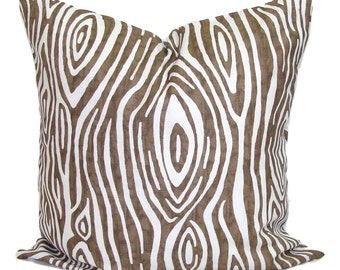 BROWN PILLOWS Sale 16x16 Inch.Pillow Cover, Decorative Pillow, Throw Pillow, Pillows, Accent Pillow, Pillow Covers, Bedding, Cushion