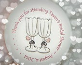 Custom Listing for Katy - 30 Whipped Body Butter Bridal Shower Favors