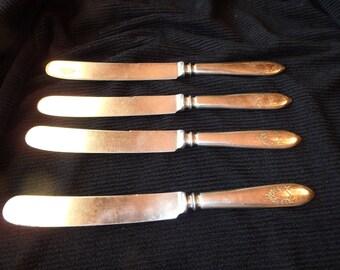 Antique Butter Knives