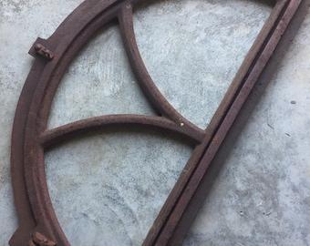 Cast Iron Window Frame