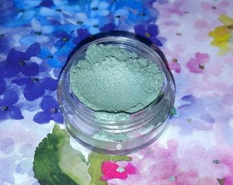 Seafarer  - shimmery aqua 5 gram jar VEGAN