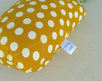 Stuffed Fabric Pineapple