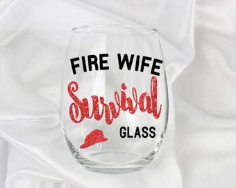 fire wife gift, firefighter wife gifts, firefighter gifts,  gift for fire wife, gift for firefighter wife, fireman girlfriend, firefighter