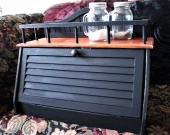 Black Breadbox