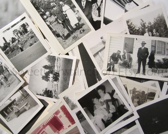 Antique Photographs // Vintage Black and White Photos // Over Three Hundred Pictures //