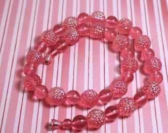 Avon Summer Berries Necklace Redberry  - VIntage 1987