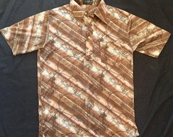 Puritan Mens Retro Shirt