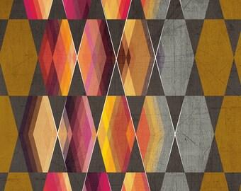 Geometric 10  Art Print