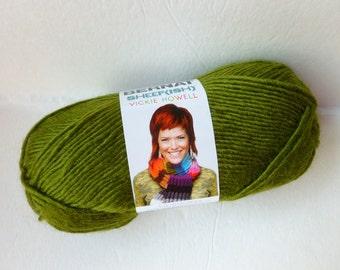 Yarn Sale  - Oliveish Sheepish by Vickie Howell for Bernat
