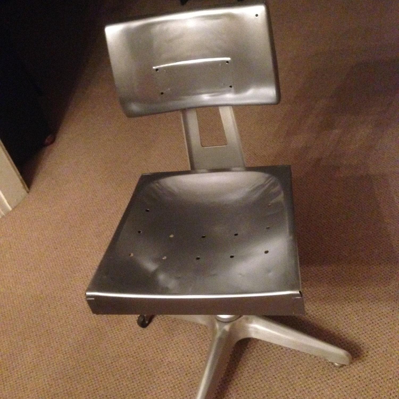 Vintage Industrial fice Chair