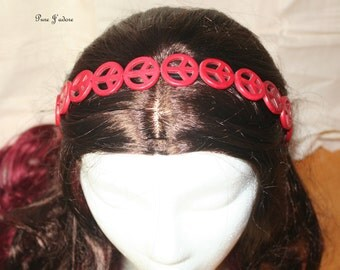 FINAL SALE - Peace Headband
