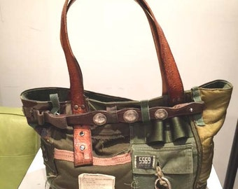 Vintage Remake Army Bag 2016#2