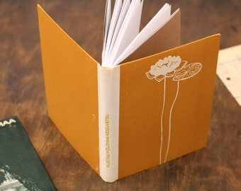 """Hardcover Notebook Tartuensis Classic """"Sailing"""", with Dotted Paper"""