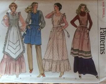 Vogue 7256 Ladies Apron
