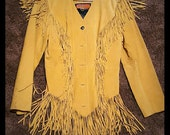 Cripple Creek Women's Ghost Rider Suede Fringe Jacket