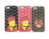 Simpson iPhone 7 7plus case cute phone case