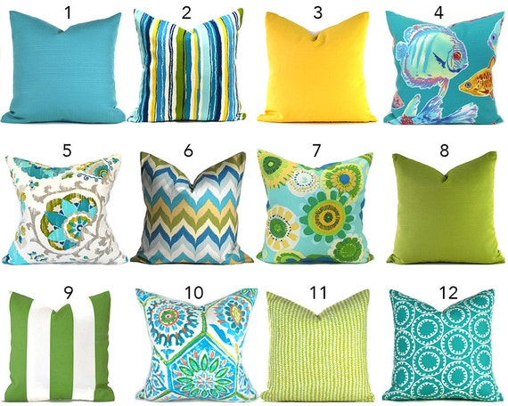 indoor outdoor pillow covers any size outdoor decorative. Black Bedroom Furniture Sets. Home Design Ideas